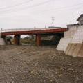 滝の宮山根線橋梁(下部)付帯工事